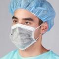 四層活性炭平面口罩 活性炭防護口罩