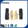 艾邁斯專利單極連接器SH3.5滑板車電機用單極接插