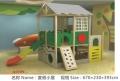 安平批发儿童PE版小屋