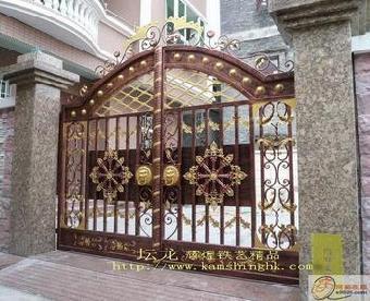 欧式儿童乐园大门