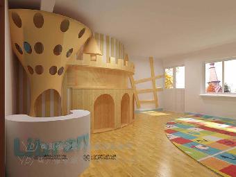 成都幼儿园装修墙面装饰常用材料
