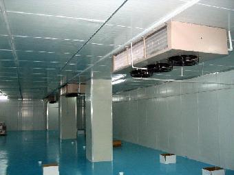 天津依顺制冷设备专业供应各种冷库(包括冷库安装,冷库设计).