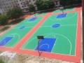 硬地丙烯酸场地 球场专用涂料 球场地坪施工
