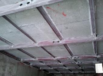 轻体钢结构楼板,阁楼夹层楼板,纤维水泥厚板