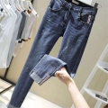 幾元尾貨牛仔褲尾貨工廠大量擺攤牛仔褲批發