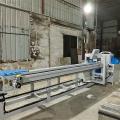 200寬數控斷料鋸 木方自動截斷加工 數控控制長度