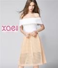 代理品牌服装多少钱,广州欧媄秀服饰加盟上乘布料