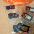 手機測試卡2G3G4G三大運營商耦合卡