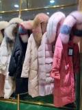 廣州輕奢潮牌YDG新款冬裝走份批發