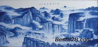 青花瓷板画上海拍卖好的公司