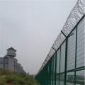 看守所圍墻隔離網 看守所隔離網墻 看守所隔離圍網