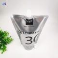 液體包裝自立吸嘴袋定制礦泉水果汁牛奶包裝袋