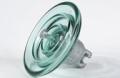 鋼化玻璃懸式絕緣子標準型大盤徑LXY-70