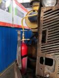 工程车专用自动探火灭火系统