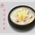 外賣加熱即食料理包廠家批發350g雪耳香竽方便粥包