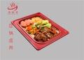 餐廳外賣速食方便菜加熱即食回鍋鹵肉便當料理包批發