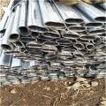 熱鍍鋅尖橢圓管生產加工廠家