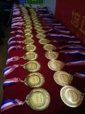 盛龍廣場西安獎杯刻字定制 年會獎勵獎杯獎牌頒獎禮品