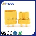 艾邁斯專利小體積大電流連接器XT30U認證齊全