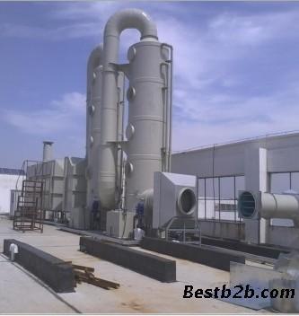 化工废气处理设备尾气吸收塔
