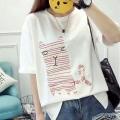 新款女装T恤批发2019年夏季新品女式短袖混批