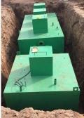 一片海洋污水處理設備MBR一級標準