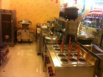 购买自助火锅店设备可以提供后厨的设计服务采购完后的安装 以及售后
