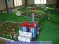 供应科威KW-D12变压器模型 输变电沙盘模型