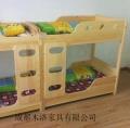 雅安幼儿园实木学校家具 成都木洛欢迎来样定做