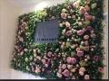 北京人造植物墙定做假墙设计