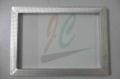 500个丝印铝合金网框批发价格
