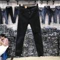 廠家批發牛仔褲貨源擺攤早市跑江湖幾元處理牛仔褲哪有