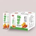 鮮植坊紅薯汁飲料1L8瓶裝廣東ODM貼牌代加工