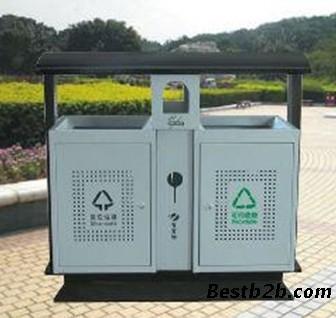 汕头分类垃圾箱-找麦穗p-p108标准型分类垃圾桶