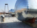 衡水硅酸鋁管可承攬供熱管道鐵皮保溫施工