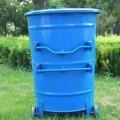 铁垃圾桶批发 300升圆垃圾桶 垃圾桶定制