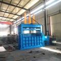 高品質廢鋁罐壓塊打包機定制