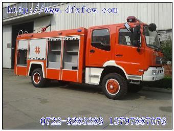锦四驱森林消防车