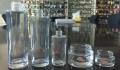 浙江化妝品5件套套裝玻璃瓶廠家 江蘇高雅玻璃廠家