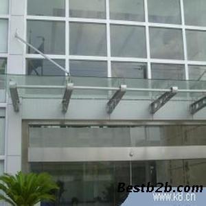 钢结构玻璃雨棚,工艺灯箱,路牌,企业展示牌,楼梯扶手,护栏,电梯口包边