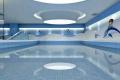 可拆裝游泳池 幼兒園建造拼裝式泳池