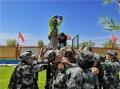 西安周邊軍事訓練有名的戶外拓展公司