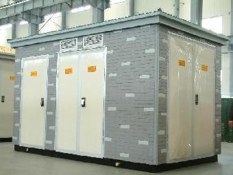 河北箱式变电站生产商图片