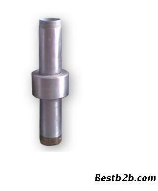 普通会员 一种高强度钢轨绝缘接头,是在相接两钢轨端部放置轨端绝缘件