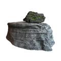 仿真石頭假石頭園藝庭院裝飾道具 蓋罩玻璃鋼樹脂石頭