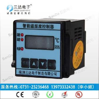 zn2k-m(th)温湿度控制器说明书