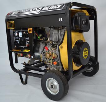 190a移动式柴油发电焊机