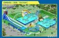 兒童充氣水上樂園 戶外大型支架泳池
