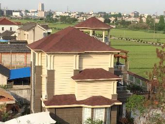 合肥别墅屋顶瓦供应厂家