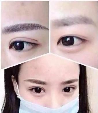 韩式半永久化妆课程培训内容包括眉,美瞳线,唇,发髻线,小纹身,肌